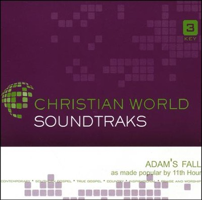 Adam's Fall, Accompaniment CD   -     By: 11th Hour
