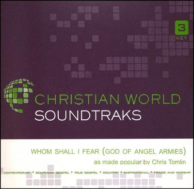 Whom Shall I Fear (God of Angel Armies)   -     By: Chris Tomlin