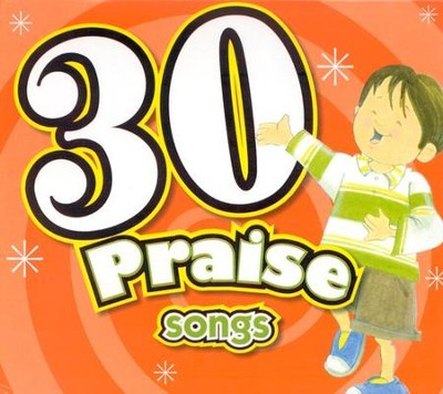 30 Praise Songs CD   -
