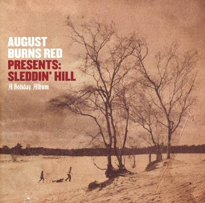 August Burns Red Presents: Sleddin' Hill, A Holiday   Album  -     By: August Burns Red