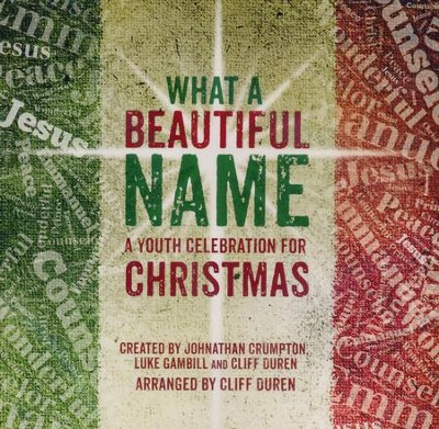 What A Beautiful Name (Listening CD)   -     By: Cliff Duren