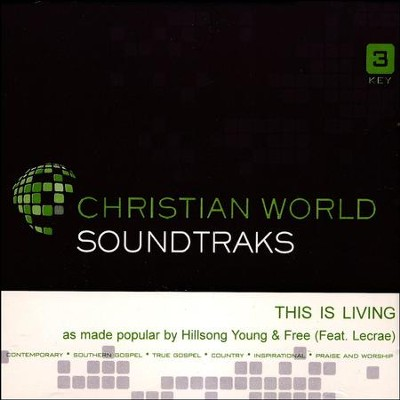 This Is Living, Accompaniment CD   -     By: Hillsong Young & Free