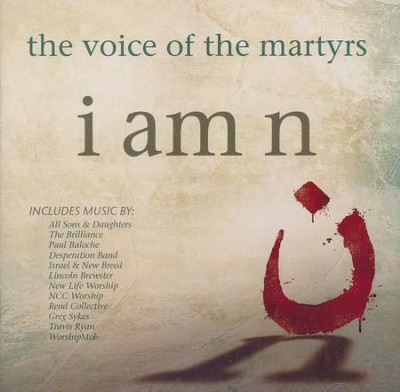 I am n   -     By: The Voice of the Martyrs