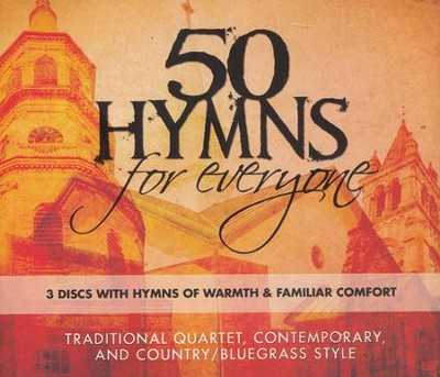 50 Hymns For Everyone   -     By: Various Artists