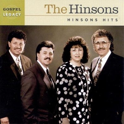Hinsons Hits CD   -     By: The Hinsons