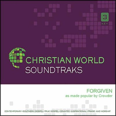 Forgiven, Accompaniment CD   -     By: Crowder
