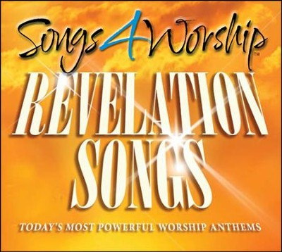 Songs 4 Worship: Revelation Songs   -