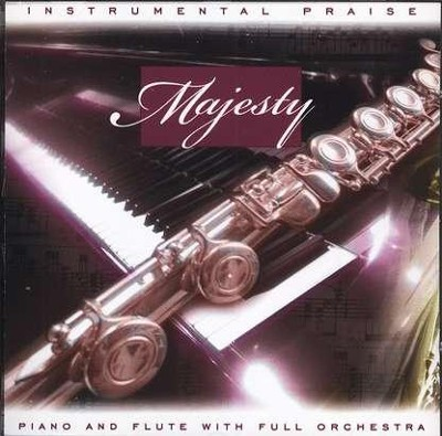 Instrumental Praise: Majesty, Compact Disc [CD]   -