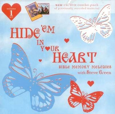 Hide 'Em in Your Heart, Volume 1--CD/DVD   -     By: Steve Green