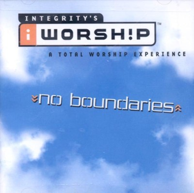iWorship: No Boundaries, Compact Disc [CD]   -     By: Various Artists