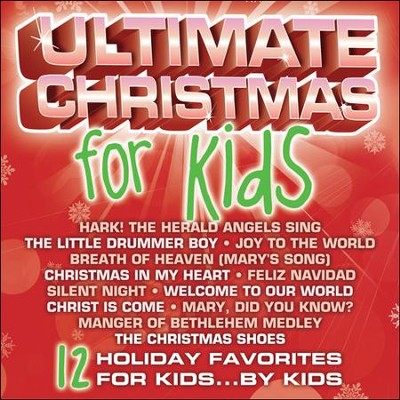 ultimate christmas for kids - Red Shoes Christmas Song