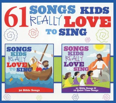 61 Songs That Kids Really Love to Sing   -     By: Kids Choir