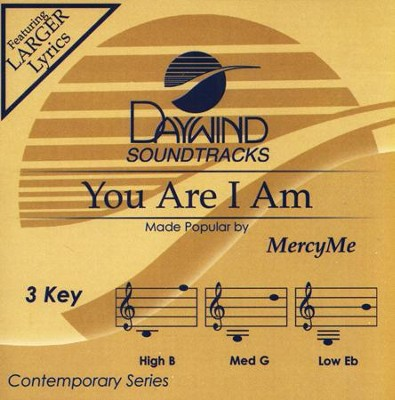 You Are I Am   -     By: Mercy Me