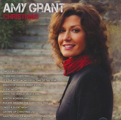 Icon: Amy Grant, Christmas   -     By: Amy Grant