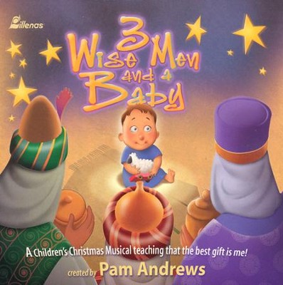 3 Wise Men And A Baby, Stereo CD  -     By: Pam Andrews