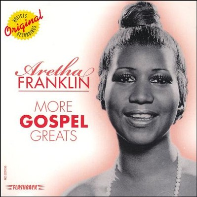More Gospel Hits   -     By: Aretha Franklin