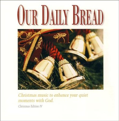 Our Daily Bread: Majestic Christmas CD   -
