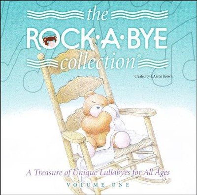 The Rock-a-bye Collection, Volume 1, Compact Disc [CD]   -     By: Various Artists