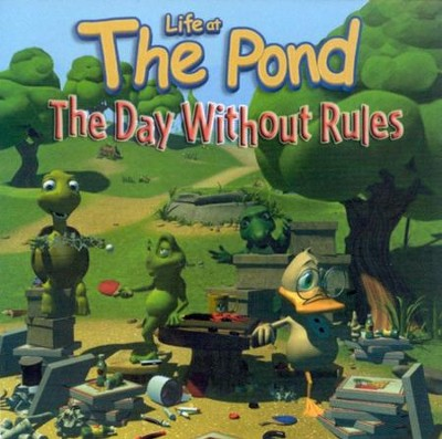 Life At The Pond: The Day Without Rules CD   -