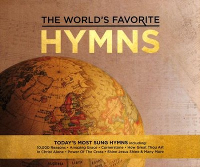 The World's Favorite Hymns   -     By: Various Artists