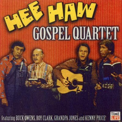 Hee Haw Gospel Quartet--Two Discs in 1 CD   -