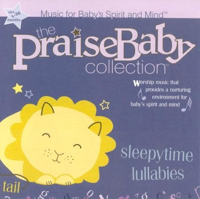 The Praise Baby Collection Sleepytime Lullabies Cd