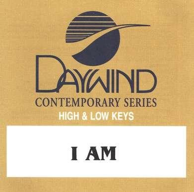 I Am, Accompaniment CD    -     By: Ginny Owens