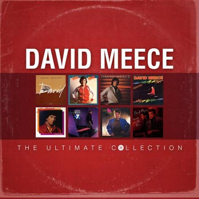 David Meece: The Ultimate Collection   -     By: David Meece