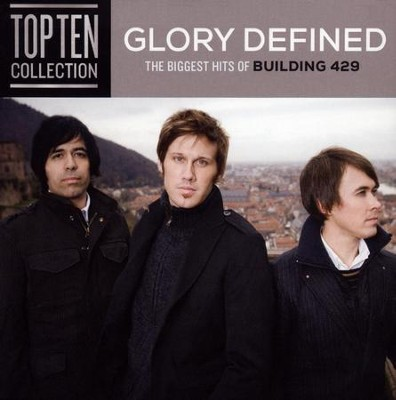 Glory Defined: The Biggest Hits of Building 429    -     By: Building 429