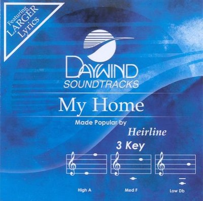 My Home, Accompaniment CD   -     By: Heirline