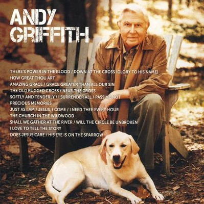 Icon: Andy Griffith   -     By: Andy Griffith