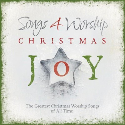 Songs 4 Worship: Christmas Joy CD   -     By: Various Artists