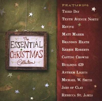 The Essential Christmas Collection CD   -
