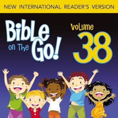 Bible on the Go Vol. 38: Parables and Miracles of Jesus, Part 2 (John 6, 9; Matthew 14, 18; Luke 9-10) - Unabridged Audiobook  [Download] -