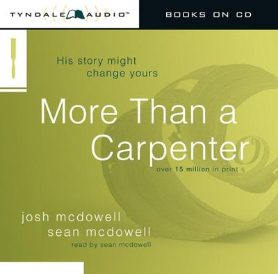 More Than a Carpenter - Abridged Audiobook  [Download] -     By: Josh McDowell
