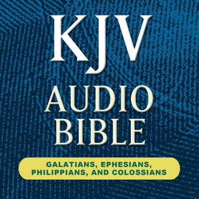 Hendrickson KJV Audio Bible: Galatians, Ephesians, Philippians, and Colossians (Voice Only)  [Download] -     Narrated By: Stephen Johnston