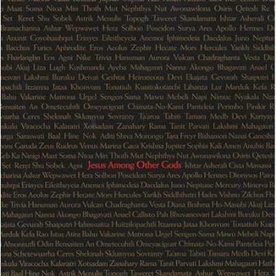 Jesus among other gods [download]: ravi zacharias christianbook. Com.