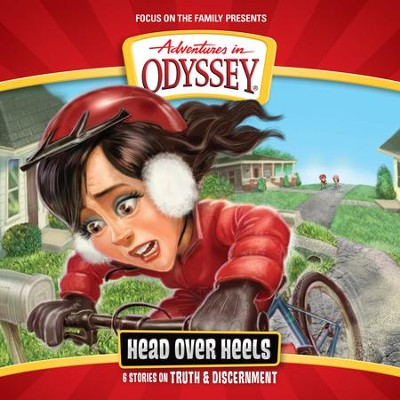 786: The Case of the Ball Cap Hero  [Download] -     By: Adventures in Odyssey