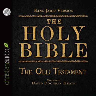 The Holy Bible in Audio - King James Version: The Old Testament -  Unabridged Audiobook [Download]