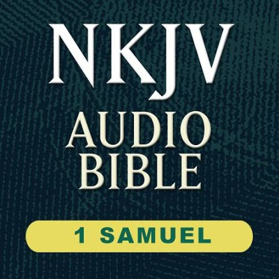 NKJV Audio Bible: 1 Samuel (Voice Only)  [Download] -     Narrated By: Stephen Johnston