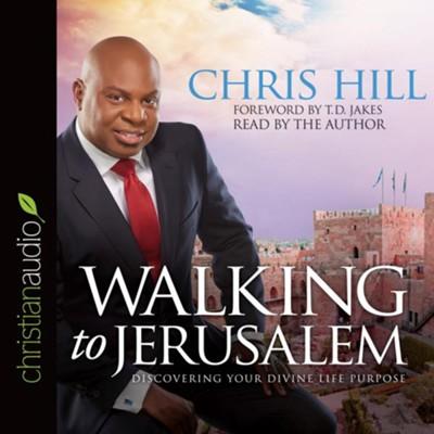 walking to jerusalem chris hill dow