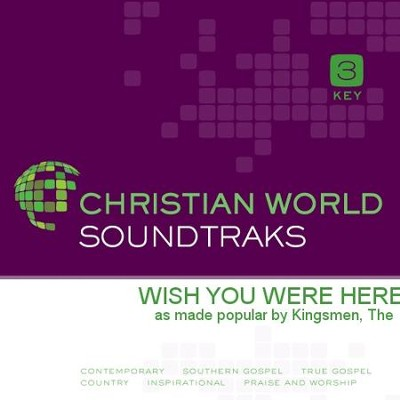 Wish You Were Here [Music Download]