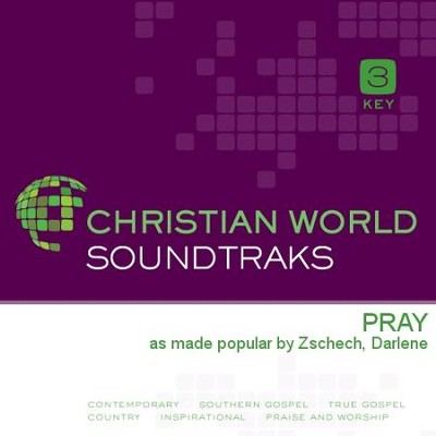 Pray  [Music Download] -     By: Darlene Zschech