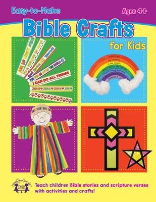 Easy To Make Bible Crafts Pdf For Kids Digital Album Download
