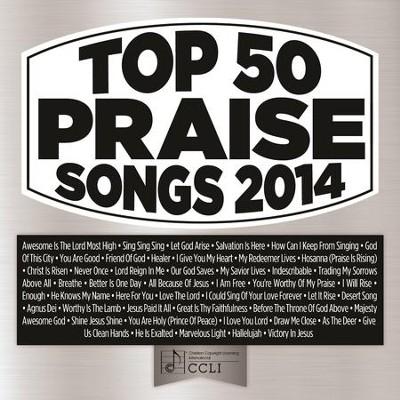 Top 50 Praise Songs 2014 [Music Download]