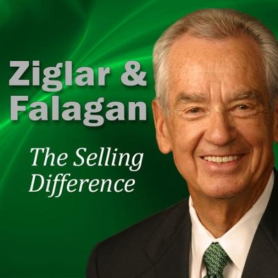 The Selling Difference  [Music Download] -     By: Zig Ziglar