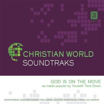 God Is On The Move [Music Download]