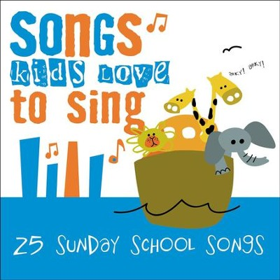 If You're Happy And You Know It (25 Sunday School Songs Album Version)  [Music Download] -     By: Various Artists