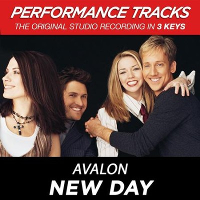 New Day (Premiere Performance Plus Track)  [Music Download] -     By: Avalon