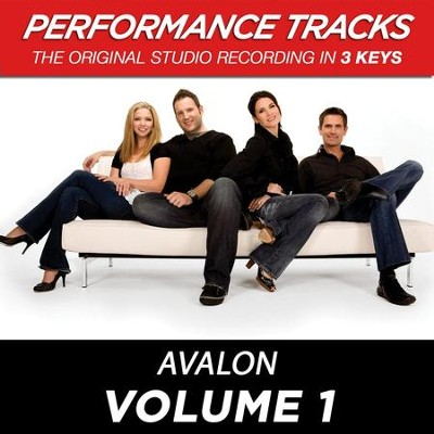 Vol. 1 (Premiere Performance Plus Track)  [Music Download] -     By: Avalon